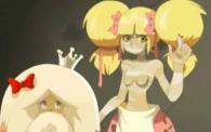 Ydalip est très poilue et Ertel ressemble à une momie couverte de bandelettes