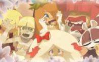 Le démon Osamodas a transformé les princesses en laiderons