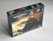 Prédator packaging (Warhammer 40.000)