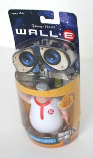 Wall-E Action Figurine : Capitaine de L'Axiom (2008)