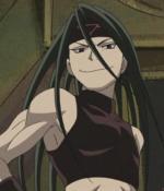 Envy (homonculus) - Fullmetal Alchemist