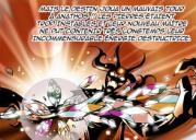 Anathos n'a pas réussit à maîtriser l'énergie cumulée des 6 Pierres Divines