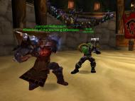 Capture d'écran des orcs (World of Warcraft)