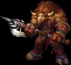 World of Warcraft Tauren