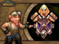 Fond d'écran World of Warcraft (Gnome)