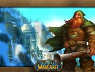 Wallpaper de nain (World of warcraft)