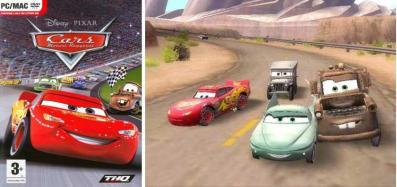Le jeu vidéo Cars