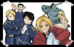 Elric et ses amis militaires