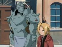 Alphonse et Edward