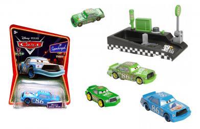 Jouets et produits dérivés inspirés de Chick Hicks (Cars - Pixar)