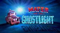 Sherif dans le court metrage Martin et la Lumière Fantôme (Cars - Pixar) Sheriff