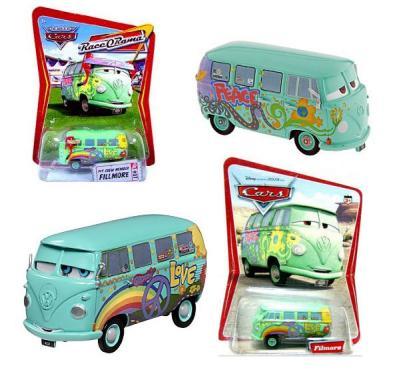 Fillmore jouets et produits dérivés (Cars - Pixar)