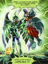 Jadilyna prend possession du corps Jadina et révèle l'étendu de son pouvoir magique