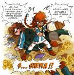 Sheyla est la sœur de Razzia