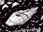 Le vaisseau d'Alberich était camouflé dans le faux Death Shadow.