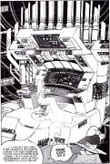 Miimé joue d'un orgue spécial qui contrôle le temps