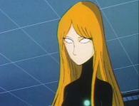 Miimé s'appelle Mima dans la VF d'Albator 84
