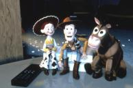 Jessie veut convaincre Woody d'aller au musée