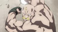 les coups d'Alexander-Louis Armstrong sont dévastateurs (Fullmetal Alchemist)
