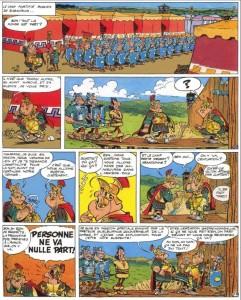 Page 3 du tome 20 - Astérix en Corse
