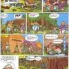 Page 3 du tome 5 - Le tour de Gaule d'Astérix