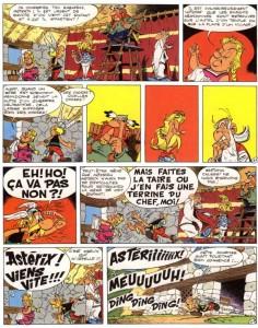 Astérix Tome 27 : Le fils d'Astérix - page 4