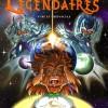 Les Légendaires Tome 7 : Aube et Crépuscule (Couverture)