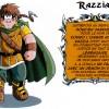 Design de Razzia à partir du tome 11