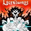 croquis de recherche de couverture du tome 3 des Légendaires