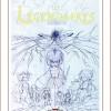 Croquis de recherche de la couverture du tome 8 des Légendaires