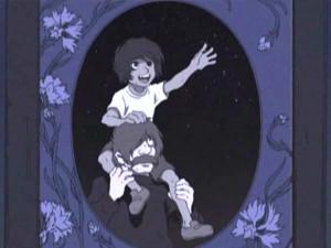 Tsuyoshi et Tadashi Daiba (Captain Herlock : The Endless Odyssey)