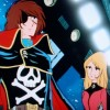 Albator et Nausica (Albator le Corsaire de l'Espace)