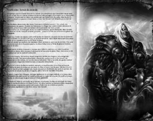 Page 9 et 10 de la notice de la Colère du Roi Liche