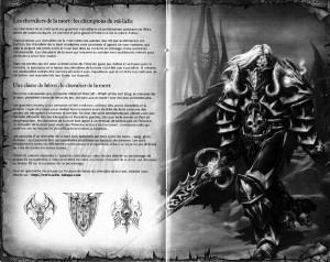 Page 11 et 12 de la notice de la Colère du Roi Liche