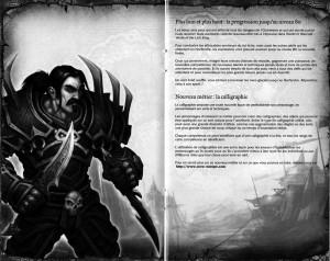 Page 13 et 14 de la notice de la Colère du Roi Liche