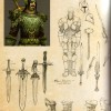 Page 150 de l'art book : The Art of World of Warcraft