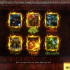 Dos de couverture - World of Warcraft : The Art of the Trading Card Game (Art book)