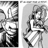 Le Dieu Iop a offert à Goultard une épée à sa naissance