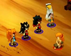 Dans le jeu Vidéo Wakfu les Gardiens, Goultard peut faire danser les joueurs