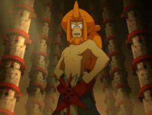 Goultard apparaît dans l'épisode 22 de Wakfu