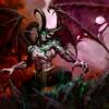 Image représentant Illidan sous sa forme de démon