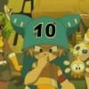 Yugo supporte mal la puanteur de pets de borks