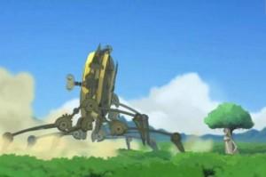 Nox amène sa forteresse mobile juste devant le Grand Chêne Mou