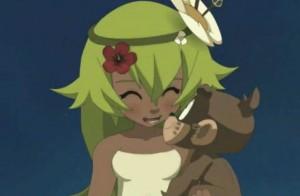 Moon semble beaucoup apprécier Amalia