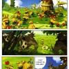 Page 1 du tome 2 de Wakfu Heroes