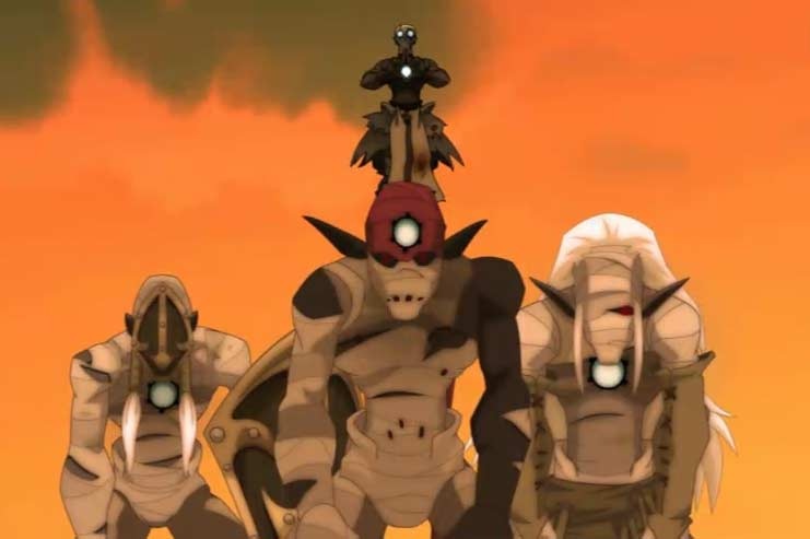 Les trois pantins de Nox (Wakfu)