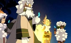 Les plumes magiques de Az les avertiront en cas d'attaque de Nox