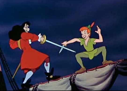 Wakfu episode 18 la confr rie du tofu r sum cette - Peter pan et capitaine crochet ...