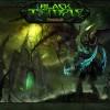 Fond d'écran de Blizzard pour le patch 2.1 où le boss final est Illidan