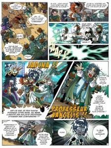Page 4 : Les Légendaires Tome 13